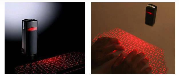 Bluetooth Virtual Laser Keyboard