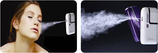 Ultrasonic Moisturizing Spray