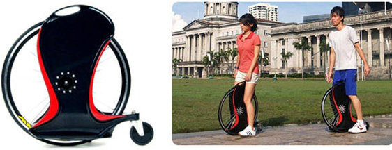 Magic Wheel Foot Scooter