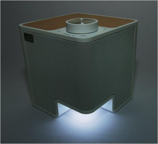 LED Bluetooth Speaker System