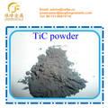 Metallic Ttitanium Carbide Powder for Hard Alloy, Cermet Rods