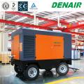 20 M3 Diesel Portable Screw Air Compressor for Drilling Rig
