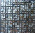 Factory Derect !! Black Mother of Pearl Tile ;Shell Mosaic Tiles