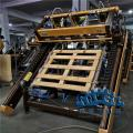Blocks Pallet Nailing Machine