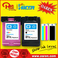 Remanufactured Ink Cartridges for HP301XL New Version Show Ink Level