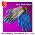 13 Gauge Latex Coated Safety Construction Working Gloves