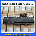 New 11.1V 56WH Laptop Battery for Dell Inspiron 1525 1526 1545 GW240 GW241