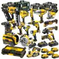 Best Price for DEwalt 20 Vo Lt 20-v Max Lithium Ion Cordless Combos Kits(15-tool) Drilling Sets