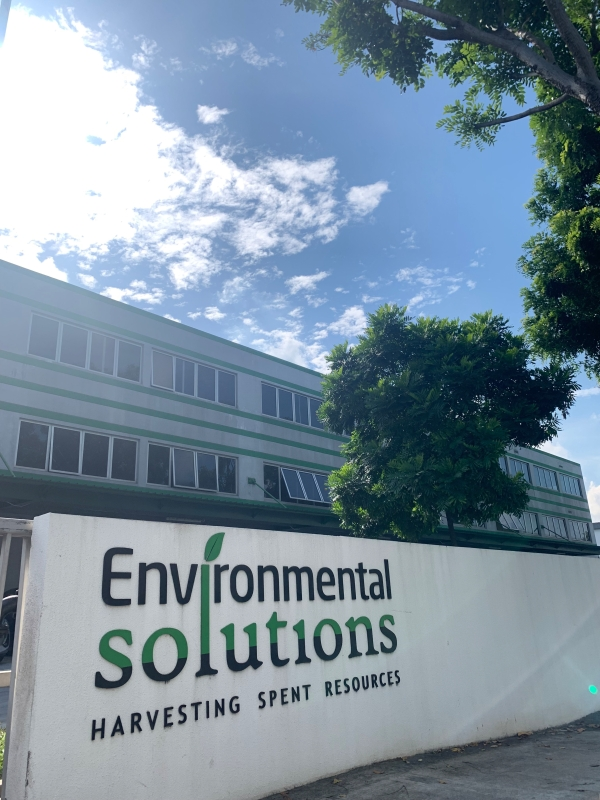Environmental Solutions Asia Pte.Ltd