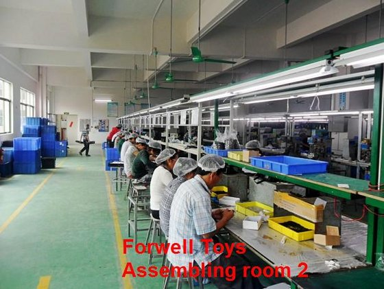 Dongguan Forwell Toys Co., Ltd.