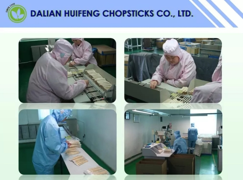 Dalian Huifeng Chopsticks Co Ltd