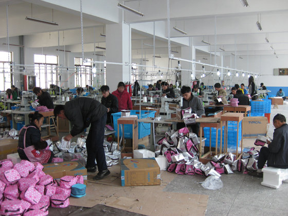 Yiwu Junya Bags Co.,Ltd