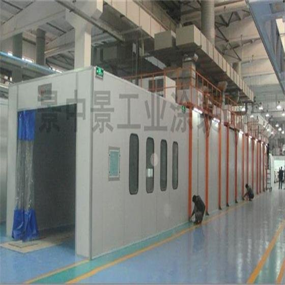 Jiangsu Jingzhongjing Industrial Paint Equipment Co.,Ltd