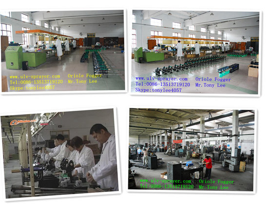 Zhengzhou Oriole Electronic (Group) Co.,Ltd Fogging Machine ULV Sprayer Fogger Pest Control