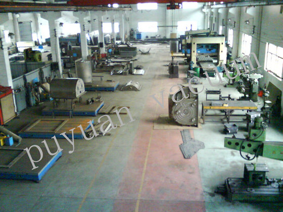Kun Shan Puyuan Vacuum Technology Engineer Co.,Ltd