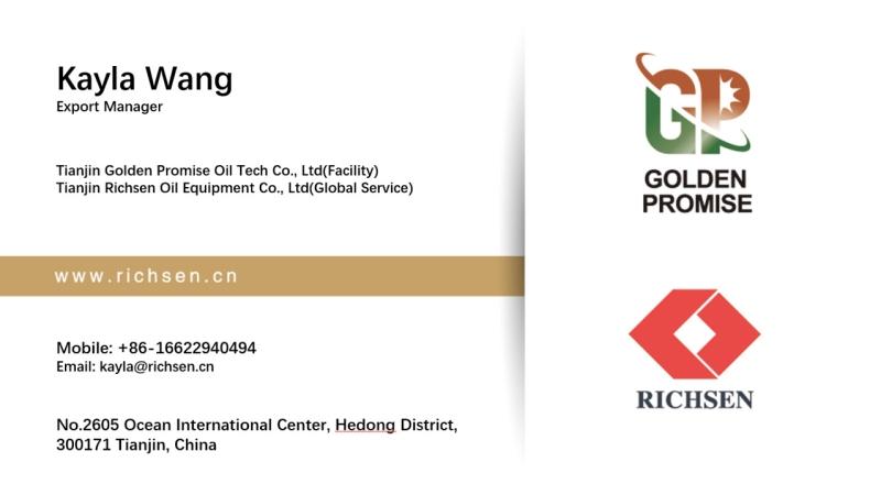 Tianjin Richsen Oil Equipment Co.,Ltd