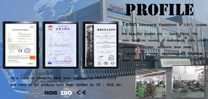 Dalian Teren Industry Instruments Import and Export Co.,Ltd