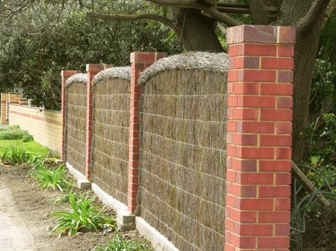 Thatch Fencing Panels Supplier Id 9816113 Buy India