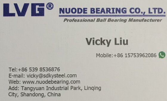 Linqing Nuode Bearing Co.,Ltd