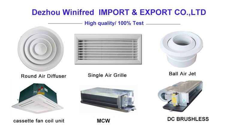 Dezhou Winifred Import &Export CO.,LTD
