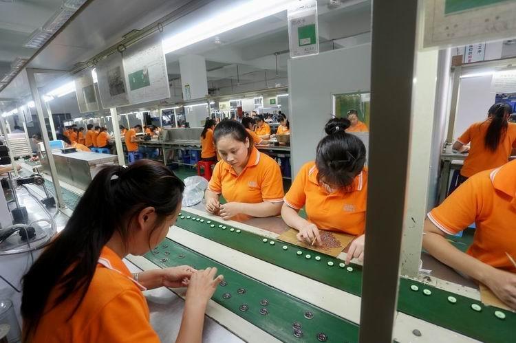 Shen Zhen Xuanda Electronics Co.,Ltd..