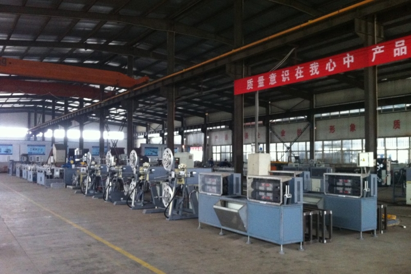 Qingdao Xindacheng Plastic Machinery Co.,Ltd.