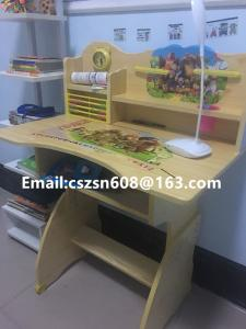 Wholesale Clocks: Hot Sale Preschool Kids Furniture Bedroom Wooden Children Bed