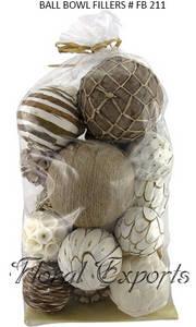 Wholesale bowl: Decorative Balls