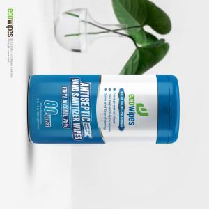 Wholesale canister: Canister Wipes