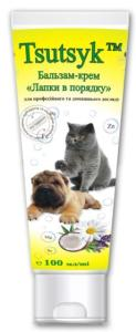 Wholesale recovery skin care: Cream Paws Are in Order 100ml