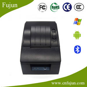 Wholesale bluetooth mobile pos printer: 58mm ESC/POS Bluetooth Android Mobile Thermal Bill Printer Pos-5890G-L for E-Store / Catering
