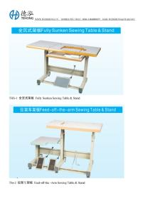 Wholesale stand: Sewing Machine Table & Stand