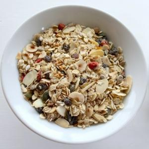 Wholesale organic chocolate: Gluten-Free Muesli