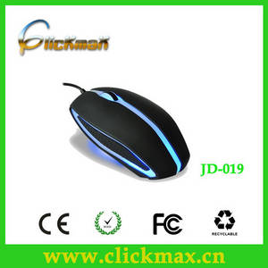 Wholesale optical mouse: Hot Sale Comfortable Feeling Drivers USB 3D Wired Optical Mouse