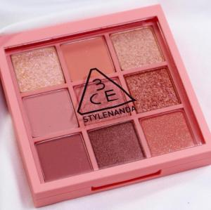 Wholesale eye shadow: Korean Cosmetic 3CE Eye Shadow Palette