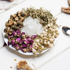 Wholesale Tea: Loose Many Kinds of Herbal Blooming Flower Tea