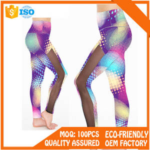 Wholesale bra making fabrics: Women Wholesale Yoga Pant Legging