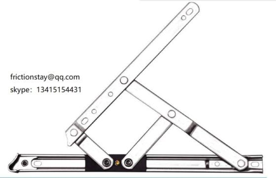 Sell Window Handed Friction Stays