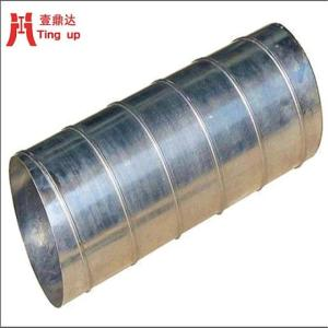 Wholesale spiral duct: Galvanized Spiral Duct