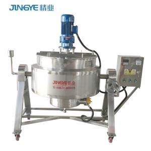 Wholesale jam: Ketchup Machine Electric/Gas/Steam Heating Jacketed Kettle Jam Cooking Pot