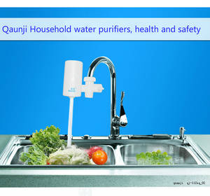 Wholesale municipal drinking water: New Design Portable Water Purifier, High Quality Water Filter