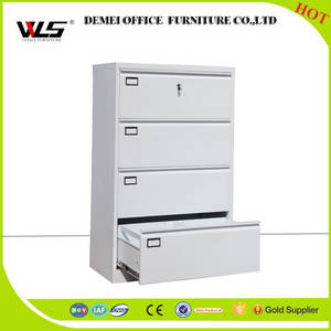 Wholesale lateral filing cabinet: Office Equipment Steel Lateral Filing Cabinet Cheap