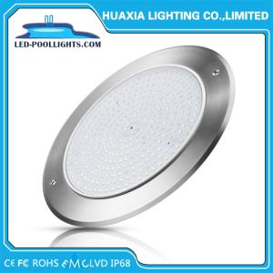 Wholesale pool light: 8mm Thickness 316stainless Steel Material LED Underwater Swimming Pool Light