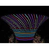 Horn-shaped Indoor LED Display Screen P6