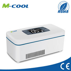 Wholesale Cool Storage: M Cool Insulin Storage Box for Diabetics with Batteries Working 12 Hours Under 35C