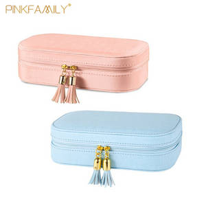 Wholesale girls jewelry boxes: Girls Earring Case Jewelry Packing Box Storage Case for Women