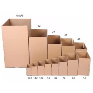 Wholesale paper packaging box: Factory Wholesale Cheap Recyclable  Package  Corrugated Paper Box