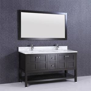 Wholesale Bathroom Cabinets: Best Seller Floor-mounted Bathroom Vanity Base Cabinets