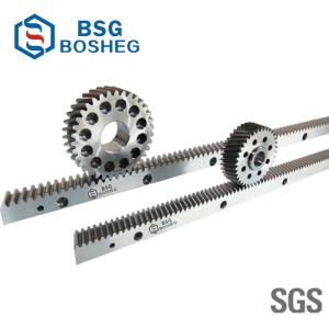 Wholesale universal test chamber: Gringding CNC Steel Gear Rack Pinion for Automatic Machine (BHGS1.5-10)