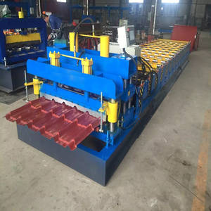 Wholesale steel forming machine: Steel Roofing Roll Forming Machine